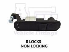 8 X Compressione Chiavistello Leva Serratura Per horsebox, rimorchi, Locker Porte, Tack BOX