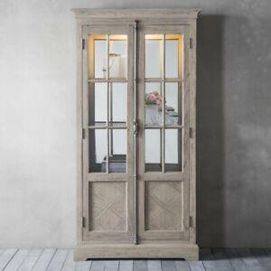 Frank Hudson Gallery Direct Mustique Display Cabinet