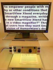 """Telesensory NEW 24"""" LCD w/ Color Refurbished Chroma Low Vision Video Magnifier"""
