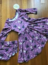 Ballerina Swan- sz 2T- Charlie's Project Hugs Dress