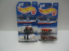 1998 Hot Wheels First Edition FE Lot of 4 Cars #37 #38 #39 #40