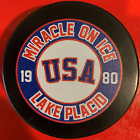 Miracle on Ice Puck