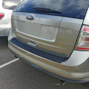 Fits: FORD EDGE REAR BUMPER PROTECTOR 2007 - 2014