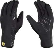 Sale new Mavic Spring Race gloves road cycling men's XXL 2XL black full finger