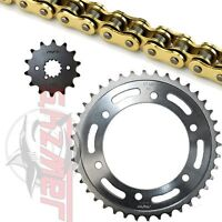 SunStar 530 RTG1 O-Ring Chain 17-40 T Sprocket Kit 43-4812 for Suzuki