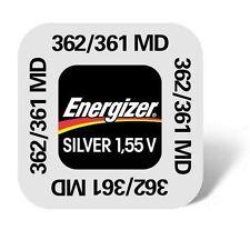 1x ENERGIZER BATTERIE OROLOGIO GUARDA 362- SR721SW - Mini Blister