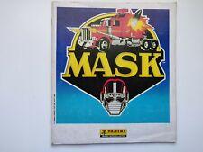 Mask - album Panini complet sans poster - français 1986