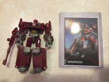 Transformers Combiner Wars Warpath Figure
