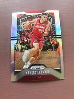 Meyers Leonard: 2019/20 Panini Prizm Basketball - Silver