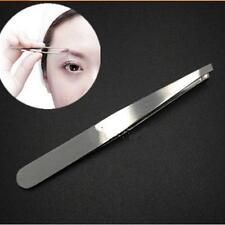 Steel Tip Tool Makeup Removal Hair Eyebrow Tweezer