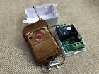 1CH 315MHz 12V Wireless Remote Control relay Door open Switch for Access Control