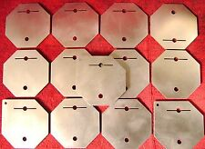 HHO PARTS - 13 PLATES FOR DRY CELL KIT HYDROGEN GENERATOR INOX 316L IT