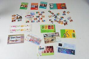 Briefmarken Hong Kong Markenheftchen Minisheets Stamps K-2514