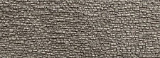 FALLER HO scale ~ CUT STONE WALLS ~ 2.5 FEET LONG - textured foam sheets #170864