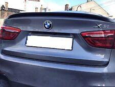 Heckspoiler für BMW X6 F16 X6M Dach Spoiler Heck kofferraum M Performance Paket