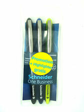 Z2) SCHNEIDER ROLLERBALL PEN SET WITH ULTRA SMOOTH POINTED WITH CASE 0,6 mm