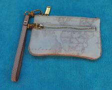 Alviero Martini 1AClasse Geo White Envelope Clutch Bag