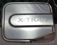 CHROME FUEL OIL TANK CAP COVER TRIM FOR NEW NISSAN 4DOOR X-TRAIL XTRAIL SUV 2015