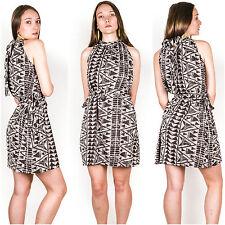 Cotton Thigh-Length Casual Boho, Hippie Women's Dresses