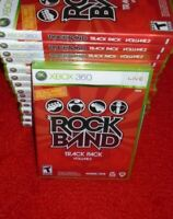 ROCK BAND TRACK PACK VOLUME 2 for XBOX 360 SYSTEM - BRAND NEW XBOX 360 GAME!