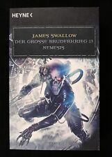 Nemesis - Der Große Bruderkrieg 13 Von James Swallow (2012, Libro de Bolsillo)