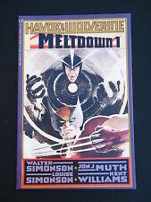 Havok & Wolverine #1, #2, #3  Lot of 3 VF Books  1989  Marvel  X-Men Crossover