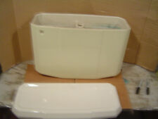 19 x 7.5 Eljer toilet tank commode 5140 or 5160 lid separate PALE YELLOW BLONDE