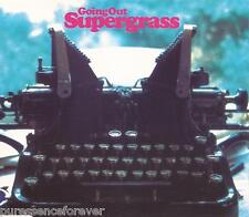 SUPERGRASS - Going Out (UK 3 Track CD Single)