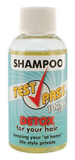 2oz Test Pass Detox Shampoo