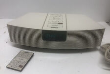 New listing Bose Wave Radio Awrp1W with Remote Tested and Working Excellent Condition