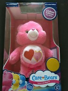 Care Bears Love A Lot Bear Limited Edition 1 of 3,000  Superb Christmas Gift!