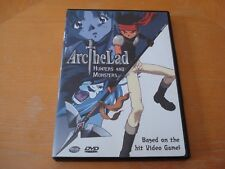 Arc the Lad Vol. 1: Hunters and Monsters (Anime DVD, 2001)
