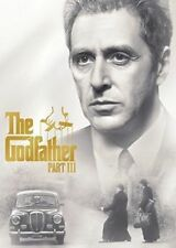Godfather Part Iii NEW DVD FREE SHIPPING!