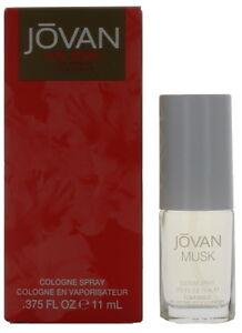 Jovan Musk Cologne Spray for Women, 0.375 oz (2 Pack)