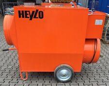HEYLO K120 Erdgas Gasheizer - mobiles Heizgerät 120 kW - Hallenheizung