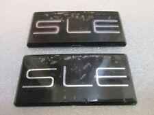 """1988 - 1999 GMC Yukon/Suburban/Sierra """"SLE"""" Emblem"""