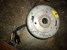 1995 ski doo rotax 583 stator ,flywheel and pickup oem ,used off running sled