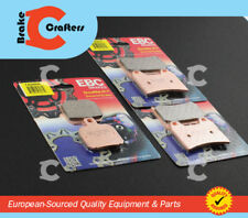 2006 - 2007 DUCATI ST 3S ABS ST3S - FRONT & REAR EBC HH SINTERED BRAKE PADS