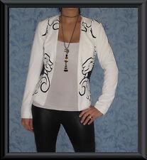 Women's Geometric Basic Jackets