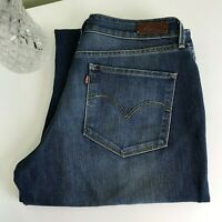 Levis San Francisco Womens Jeans BOLD CURVE, CLASSIC, 32, BOOT CUT Preloved