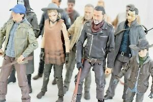 """McFarlane The Walking Dead 🧟 5"""" (13cm) Figures Selection 🧟 Many To Choose From"""