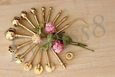 16 High Quality Professional Millinery Flower Making Tools Brass Soldering iron