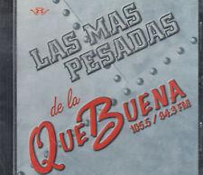 Las Mas Pesadas De La Que Buena 105.5/ 94.3 FM New Nuevo Sealed