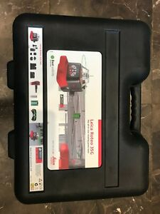 Leica Geosystems Roteo 35G Rotational Green Self Levelling Laser Level Kit