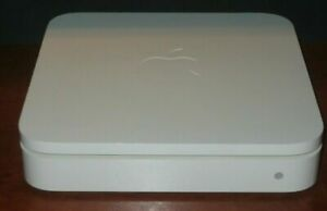 Apple A1143 - AirPort Extreme Base Station - Wireless N Router -NO power supply