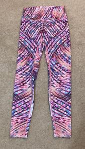 Lululemon Wunder Under High Rise leggings, size 6, Central Saint Martins, nulux