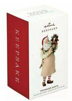 Hallmark Keepsake Ornament Toymaker Santa 20th in Series Christmas Xmas 2019