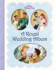 A Royal Wedding Album (Disney Princess) (Picture Book), Posner-Sanchez, Andrea,