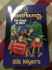 The Ghost of KRZY by Bill Myers - Bloodhounds, Inc. Book 1