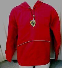 Ferrari Jacket Official Ferrari Merchandise S (More like M) New Rain Jacket NEW